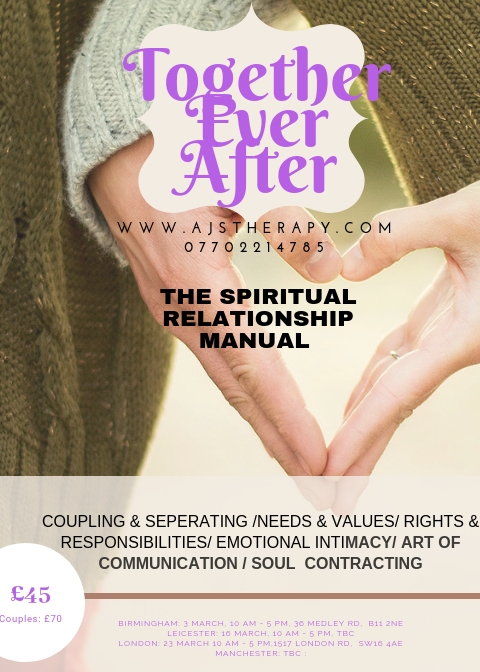 Spiritual Relationship Psychology Workshop